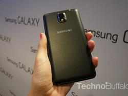 Samsung Galaxy Note 3 Hands-On!