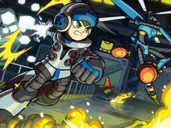 Mighty No.9 Alpha Footage - Love at First Sight