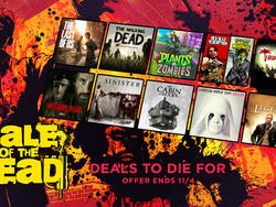 PlayStation Network Sale of the Dead - Zombie Week
