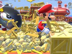 Super Mario 3D World Gallery - Fee-fi-fo-fum!
