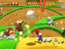 Super Mario 3D World Screenshots - Out of This World
