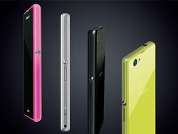 Sony and NTT DoCoMo Unveil 4.3-Inch Xperia Z1F with 20MP Camera