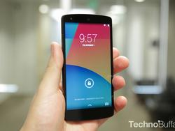 Nexus 5 review: A Perfect Marriage of Solid Specs and Optimized Android