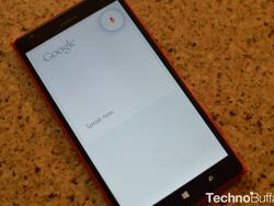 Google Search for Windows Phone Updated with Voice Search