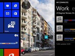Nokia HERE Drive Updated with Real-Time Traffic, Find Your Car Feature
