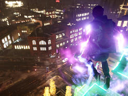 Thank Goodness for Neon in inFamous: Second Son