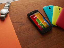 Verizon to Offer Prepaid Moto G in Early 2014