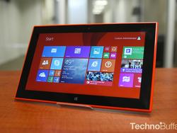 Lumia 2520 Unboxing - Nokia Enters the Tablet Arena