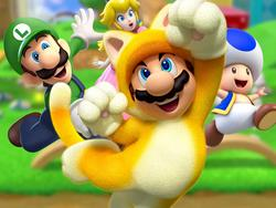 Super Mario 3D World review: A New Favorite