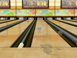 Wii Sports Club's Tennis and Bowling Hit Wii U Today