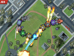 Halfbrick's Colossatron: Massive World Threat Out Now on iOS and Android