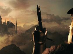 Dark Souls II Live Action Trailer - It's About to Get Real