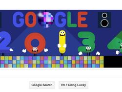 Google Rings In the New Year With a Dancing Doodle