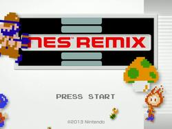 NES Remix Announced for Wii U - New Spins on Classic NES Games [UPDATED]