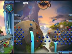 Peggle 2 Getting Duels Mode for Free as DLC