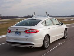 Ford autonomous taxi fleet promised by 2021