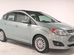 Ford Unveils Solar-Powered C-Max Concept