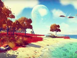No Man's Sky Will have Traditional Multiplayer Elements