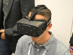 Oculus Crystal Cove Prototype Hands-On: Wow This Is Great