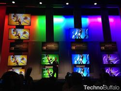 Sharp Announces Four New Series of LED TVs, Redesigned SmartCentral Platform