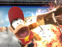 Diddy Kong Joins Super Smash Bros. for Wii U and 3DS