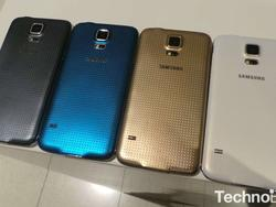 Galaxy S5 - Pictures Of Every Color