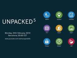 New TouchWiz Icons For Galaxy S5 Teased
