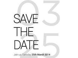 HTC Announces Event For March 25 - New HTC One Coming?