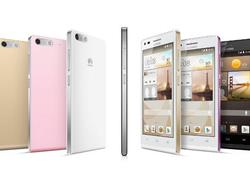 Huawei Unveils Ascend G6 4G, MediaPad X1 and M1, and A Wearable At MWC