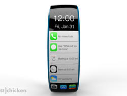 iWatch Rumored to Sport Flexible AMOLED Panel