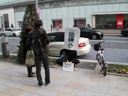 iPhone 6 Fan Started Waiting in Line 7 Months Early in Japan