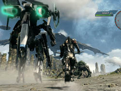 Monolith's X for Wii U Receives First Battle Gameplay Footage