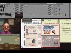Papers, Please Creator Wants to Make a PS Vita Version