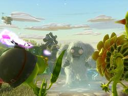 Plants vs. Zombies: Garden Warfare Team Working on a New Console Game
