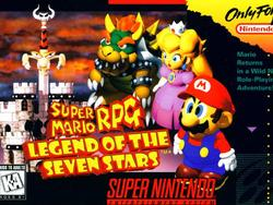 Super Mario RPG coming to Wii U Virtual Console today
