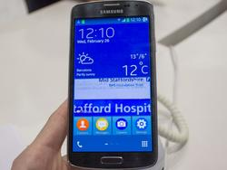 Tizen Phone Demoed at MWC, but May Not Launch This Year