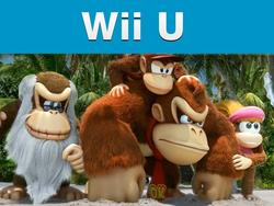 Donkey Kong Country: Tropical Freeze Gets 30 Second TV Spot