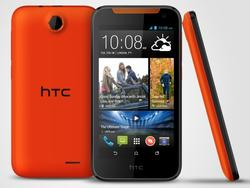 HTC Desire 310 Unveiled With BlinkFeed, Quad-Core Processor