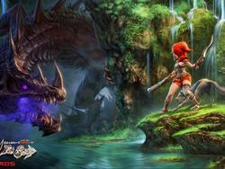 Dragon Fin Soup is a Classically Styled RPG for PlayStation and PC