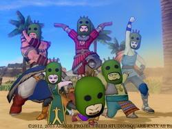 Dragon Quest X Now Sees 300,000 Users a Day, Final Fantasy XI Still Going