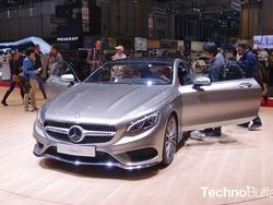 2015 Mercedes-Benz S-Class Coupe: Beautiful Both Inside and Out