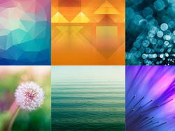 All New HTC One Wallpapers Already Available