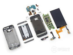 HTC One (M8) Nearly Impossible To Repair