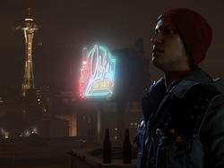 inFamous: Second Son's Next Update Allows Time of Day Change