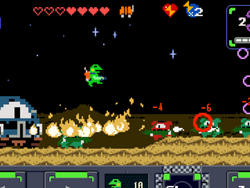 Kero Blaster and Soundtrack Now Available on PC and iOS