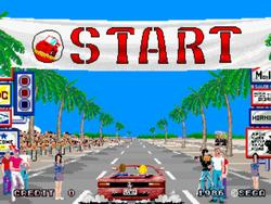 OutRun Slated as Next SEGA 3D Classic on Nintendo 3DS in Japan