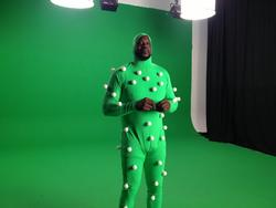 Shaq Fu: A Legend Reborn Pitch Has Shaq Wearing a Ridiculous Mo-Cap Suit