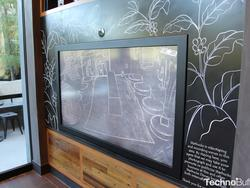 Starbucks Unveils New Interactive Display at Downtown Disney