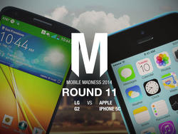 LG G2 vs. iPhone 5c - Mobile Madness