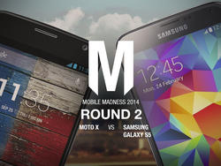 Moto X vs. Galaxy S5 - Mobile Madness